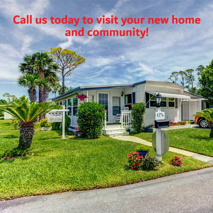 Ashland Mobile Home Park, Daytona Beach